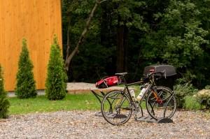 Il a fier allure le vélo avec des roues Fulcrum Quattro ! Et surtout, il roule bien !